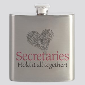 Secretaries Flask